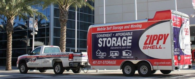 Bon Zippy Shell Of Central Florida Is A Mobile Storage Service Based Here In  The Greater Orlando Area. We Specialize In Helping People Store Their  Valuables ...